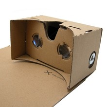 New arrival 3D Google Cardboard Eye Glasses Goggles