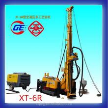 Mineral exploración y sísmica exploración uso y portátil giratorio plataforma de perforación en aguas