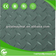 PVC anti fatigue floor laminated placemats