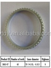 ABS sensors ring powder metallurgy sintering