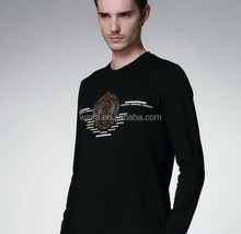 Excellent quality most popular high fashion men t-shirts with printing