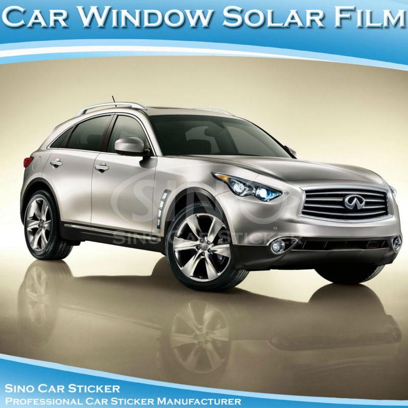 Uvioresistant 90 fen tre film solaire pour les voitures for Film solaire fenetre