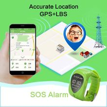 2014 kids gsm gps tracker watch with camera bluetooth 2G Sim slot FM IPS touch screen phone call function smart watch