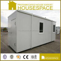 Accommodation Flat Pack Modular Prefab Container Folding House