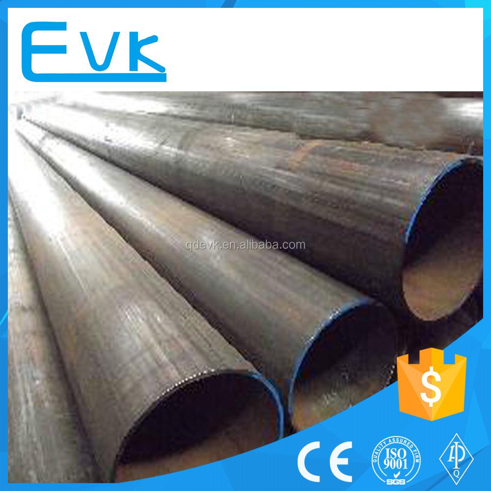 Large diameter seamless thin wall steel pipe buy