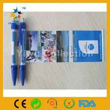 hot banners pen,metal multi-function new banner flag pens,plastic erasable ball pen
