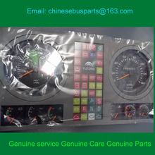 combined dashboard ZB2081J1D11 for Yutong ZK6880D-2 bus model