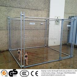 welded dog kennels