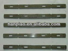 construction used building materials galvanized or black wall tie