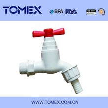 2015 China supplier faucet mixers hot and cold water taps plastic water tap with cheap price