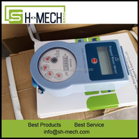High reliable rf module rf card water meter adapter