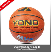 2015 High quality cheap price wholesale PU leather basketball for training