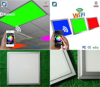 Wifi Remote controller 36w led panel light 600 60x60 cm rgb led panel wifi