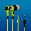 1 dollar items best headphones in ear plastic earphone