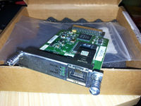 Cisco HWIC-1FE 1-port Fast Ethernet HWIC Card