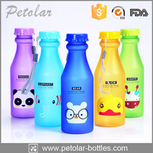 Novelty fruit drink bottles for juice drink