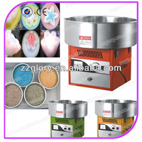 Flower Most Popular Professional Commercial Used Cotton Candy Machine