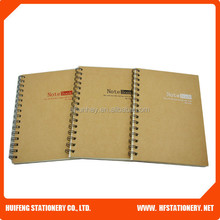 A5 notebook spiral notebook