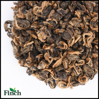 2015 Chinese Famous Super Grade Factory Direct Yunnan Red Nail Black Tea Loose Tea Exports to Europe for Good Sale
