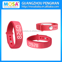 2015 newest fashion silicone smart bracelet pedometer walking distance calorie trace measure activity track smart wristband