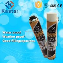 make expanding foam,China manufacturer,gun/straw type