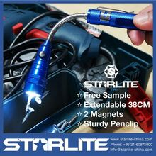 STARLITE Top quality free sample 2 Magnets flexible pen light