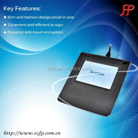 handheld electronic Signature Pad sign pad