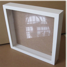 front loading shadow box photo frame electronic picture frames
