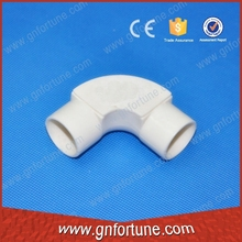 wholesale plastic pipe covers/ elbow with cover