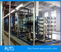 Industrial RO Marine Based Seawater Desalination Plant