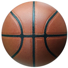 Yiwu PVC laminated basketball /outdoor and indoor basketball factory/custom promotion basketball