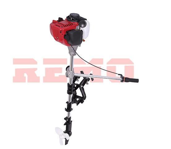 Chinese Outboard Motors : Chinese outboard motor stroke hp free shipping