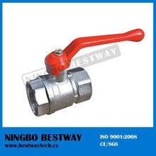 High Performance Brass Float Ball Valve Price with Handles