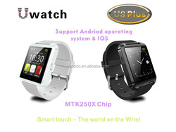 High quality touch screen wireless bluetooth android smart watch mobile phone