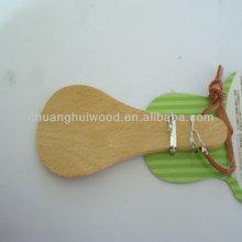 XB004 12cm Cheap Wood Wholesale Wooden Shoe Horns