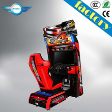 Speed Racer Simulator Arcade Racing Car Game Machine For Sale