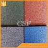 Waterproof deck flooring tile, anti slip floor rubber tile