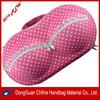 wholesale 2014 600D printed polyester eva travel bra bags