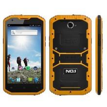 "Original 5.5"" No.1 X2 X-MEN Mobile Phone 4G IP68 Waterproof Dustproof MSM8916 Quad Core 1GB 8GB Android 4.4 13.0 MP 1280*720"