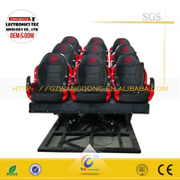 Most popular XD movie theater simulator 7D equipments for sale