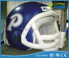 inflatable football helmet /inflatable football helmet tunnel /inflatable football tunnel