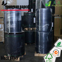 photo album black paper