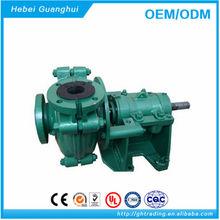 customizing anti-abrasive mining pump centrifugal sand slurry pump with CE certificate