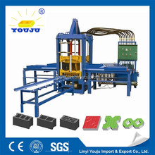 First Choice of Investment!! concrete block machine price QTF3-20 machines for making bricks ecological