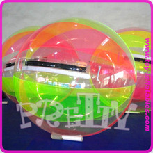 Inflatable pool toys water walking balls