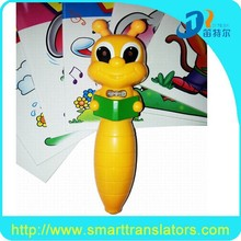 Listening learn english Education reading pen of Language learning magic reading pen for kids