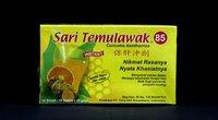 Sari Temulawak 85 Instant Drink-Honey Orange (Box)