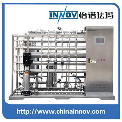 Mineral water plant cost with RO system