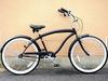 "Single speed 26"" men beach cruiser bicycle chopper bike style"