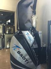De china de moda de la alta calidad de titanio clubes de golf de la venta